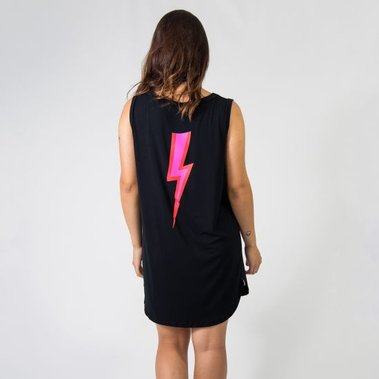 Vestido Rock My World