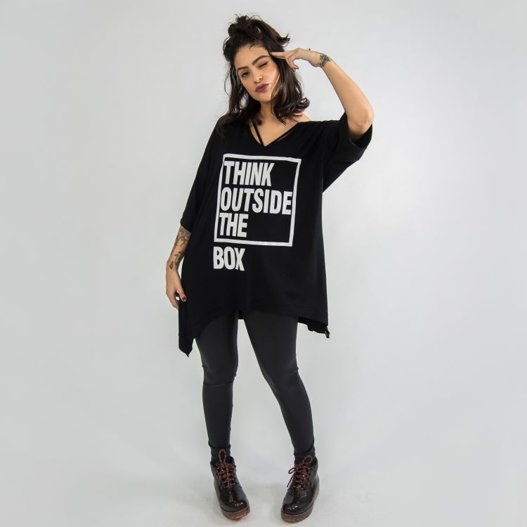 Blusa Think Outside The Box