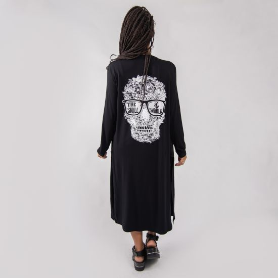 Cardigan Max Skull World